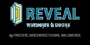 reveal windows and doors logo